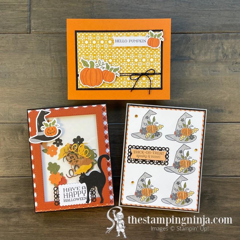 Halloween 2020 Paper Pumpkin September 2020 Paper Pumpkin Alternatives   The Stamping Ninja